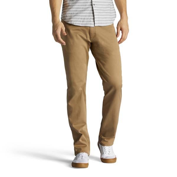 Men's Cougar Modern Straight Leg Extreme Motion Twill Jeans