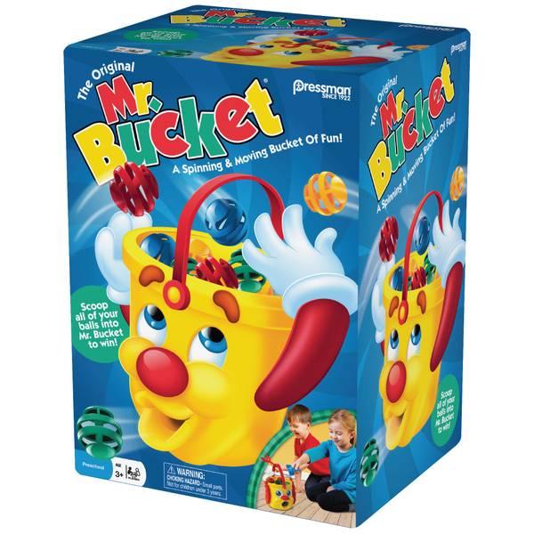Mr. Bucket Game