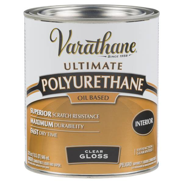 Premium Polyurethane Oil-Based Wood Finish