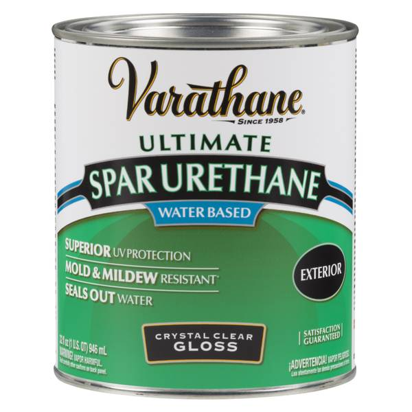 Water-Based Ultimate Spar Urethane