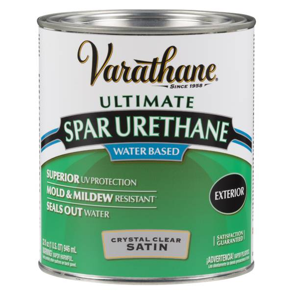 Water-Based Ultimate Spar Urethane