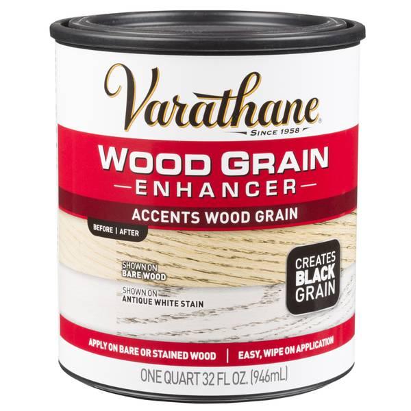 Black Wood Grain Enhancer