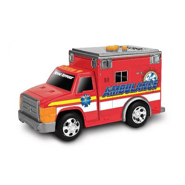 Mini Rush & Rescue Assortment