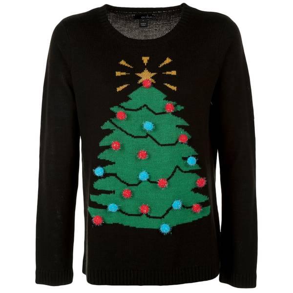 Misses Twinkle Tree Sweater