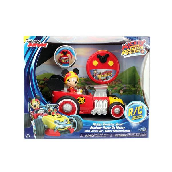 Disney Mickey Mouse Roadster RC