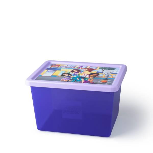 Friends Large Purple Storage Box