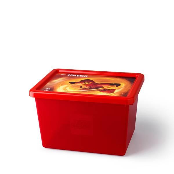 Ninjago Large Red Storage Box