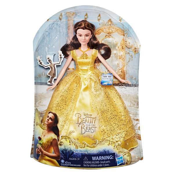 Disney Beauty & the Beast Enchanting Melodies Belle
