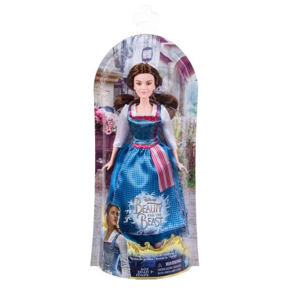 Disney Beauty & the Beast Village Dress Belle