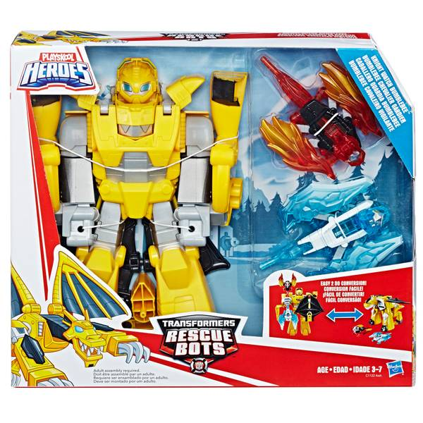 Rescue Bots Knight Watch Bumblebee