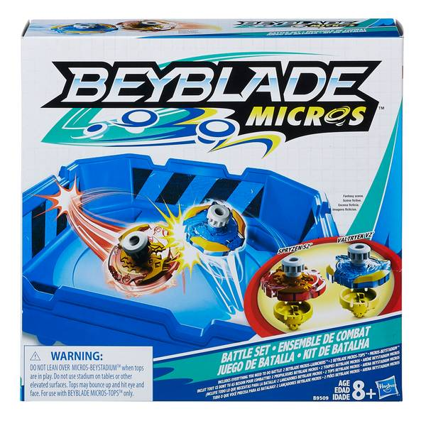 Beyblades Micro Battle Set