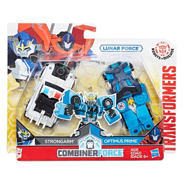 Robots in Disguise Combiners Force Assortment