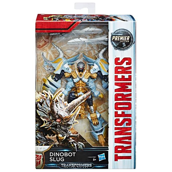 The Last Knight Premier Deluxe Autobot Assortment