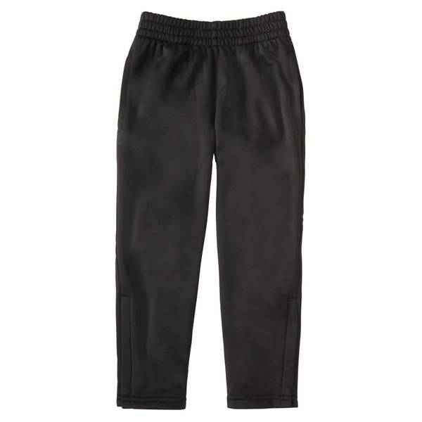 Force Youth Black Fleece Pants