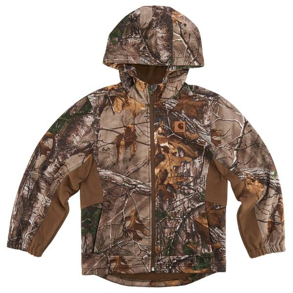 Youth Realtree Xtra Camouflage Buckfield Jacket
