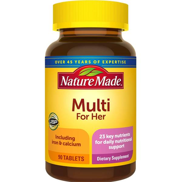 Nature Made Multi For Her  Reviews