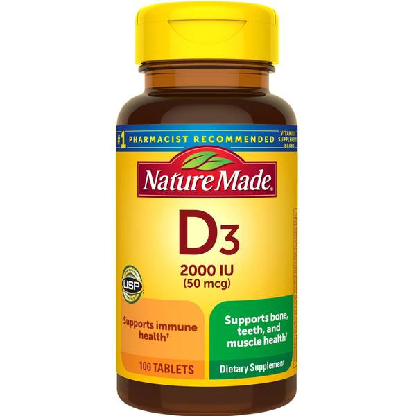 Image Result For Nature Made Vitamin D Iu
