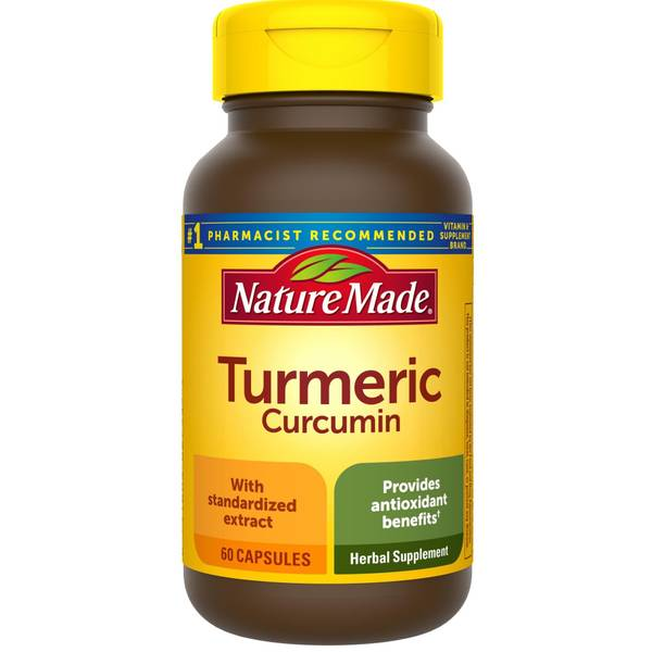 Nature Made Turmeric Curcumin Capsules Reviews