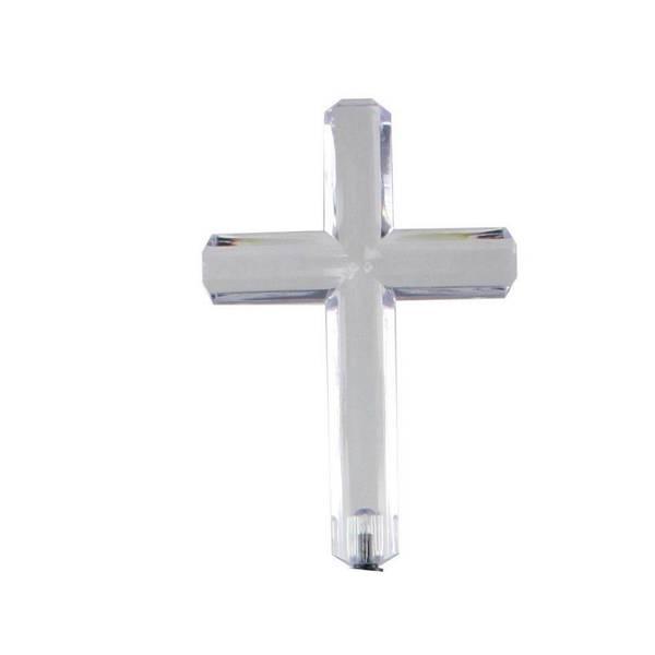 Acrylic Cross Topper
