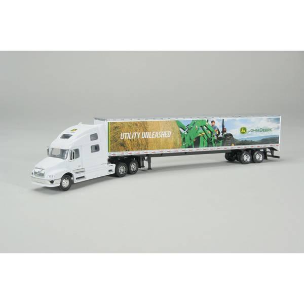 "John Deere ""2016 Show Semi"" Volvo 770 Semi Tractor & Trailer"