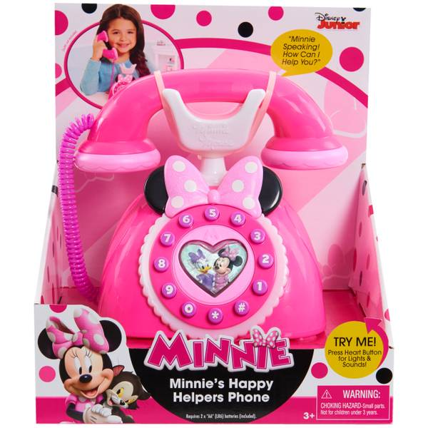 Minnie's Happy Helpers Phone