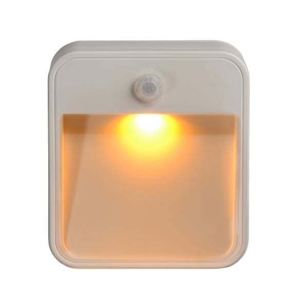 Stick Anywhere Amber LED Night Light