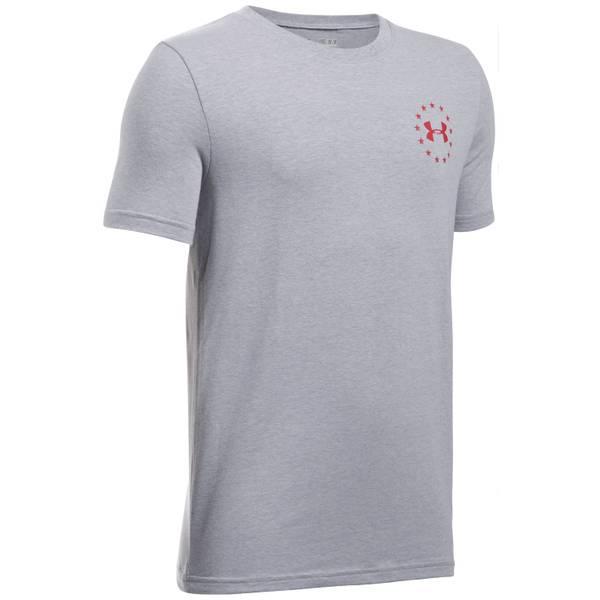Boys' Short Sleeve Freedom Flag T-Shirt