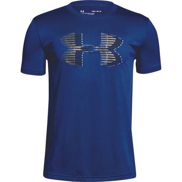 Boy's Big Logo Solid Shirt
