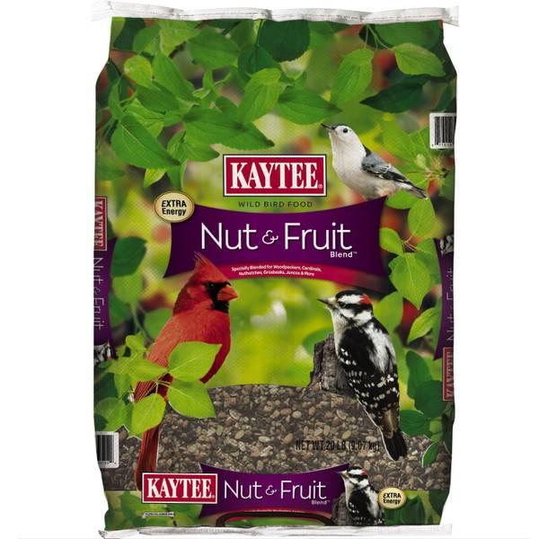 Kaytee Nut & Fruit Blend Wild Bird Food (1059031 100509645) photo