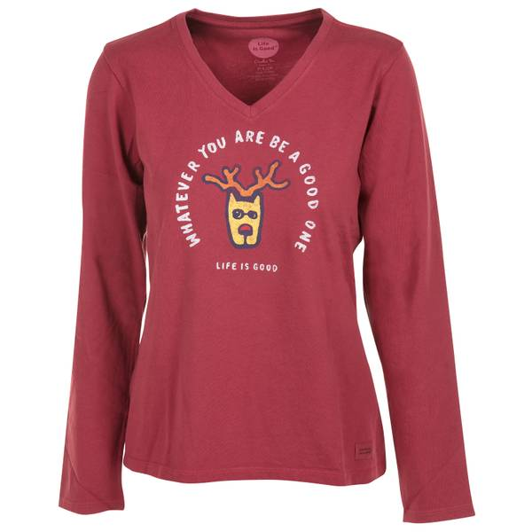 Women's Good One Rocket Crusher Long Sleeve Shirt