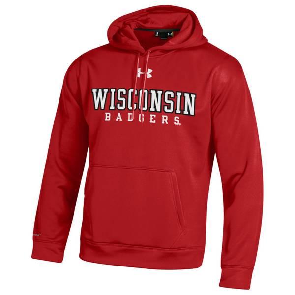Men's Wisconsin Badgers Fleece