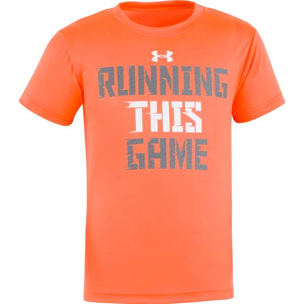 Little Boys' Running This Game Tee
