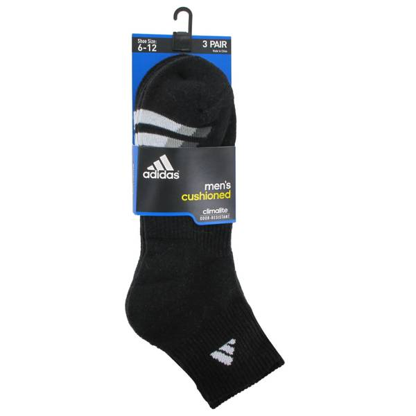 Men's Cushioned Socks-3 Pack