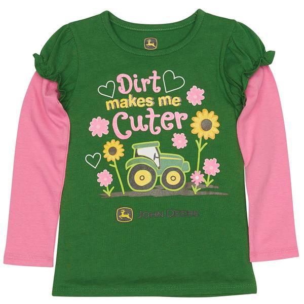 Toddler Girls' Cuter Tee