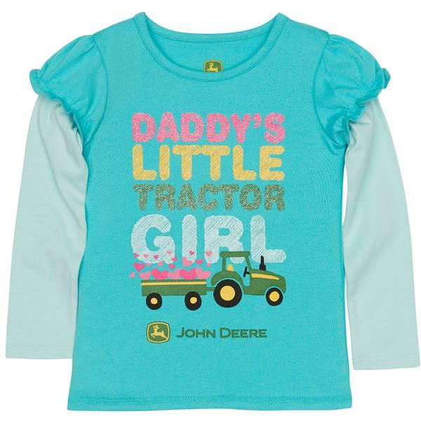 Toddler Girls' Daddy's Girl Tee