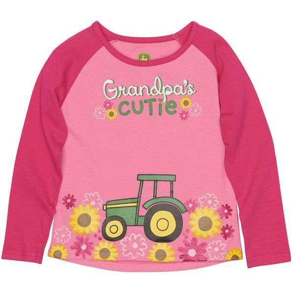Toddler Girls' Cutie Tee