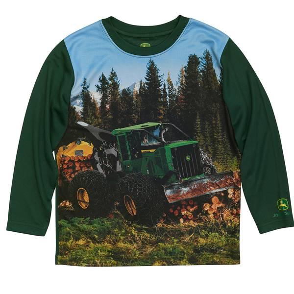 Boys' Forestry Tee
