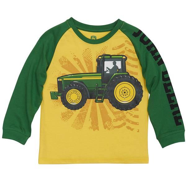 Boys' Tractor Tread Tee