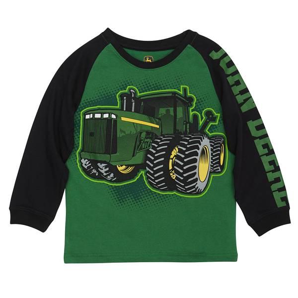 Boys' Tractor Tee
