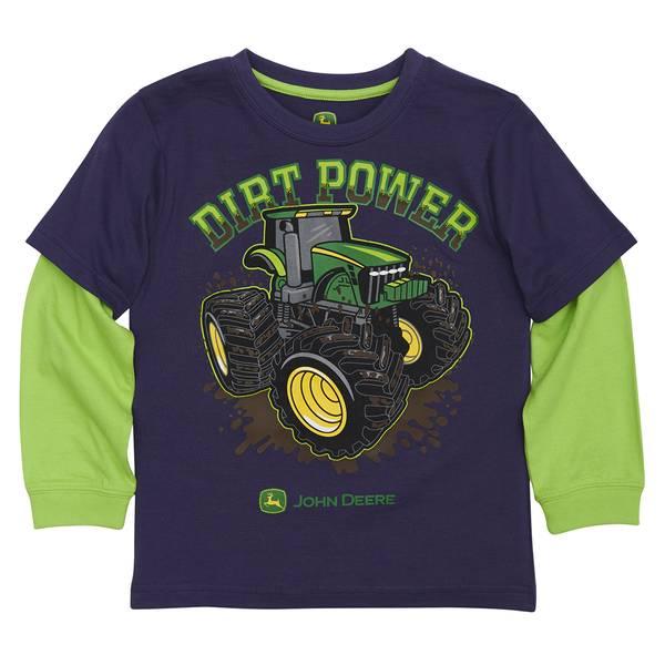 Boys' Dirt Power Tee