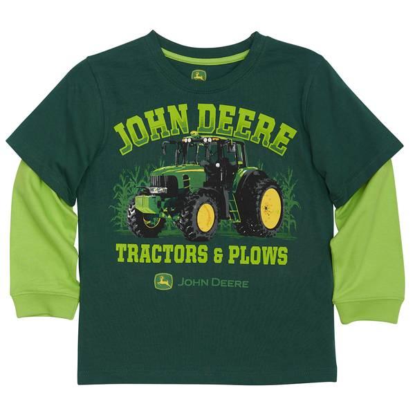 Boys' Tractors & Plows Tee