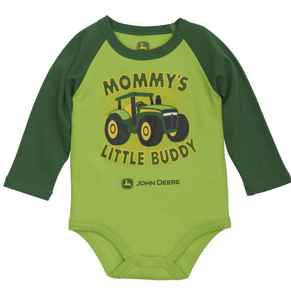 Baby Boys' Lil' Buddy Bodysuit