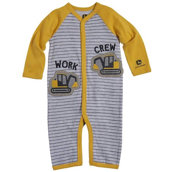 Baby Boys' Work Crew Coveralls