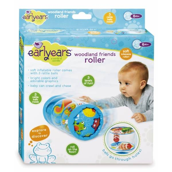 Woodland Friends Roller Assortment