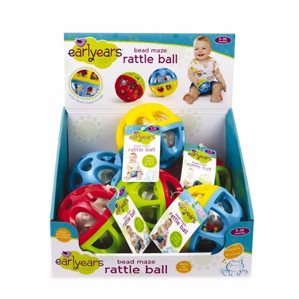 Rattle Maze Ball Assortment
