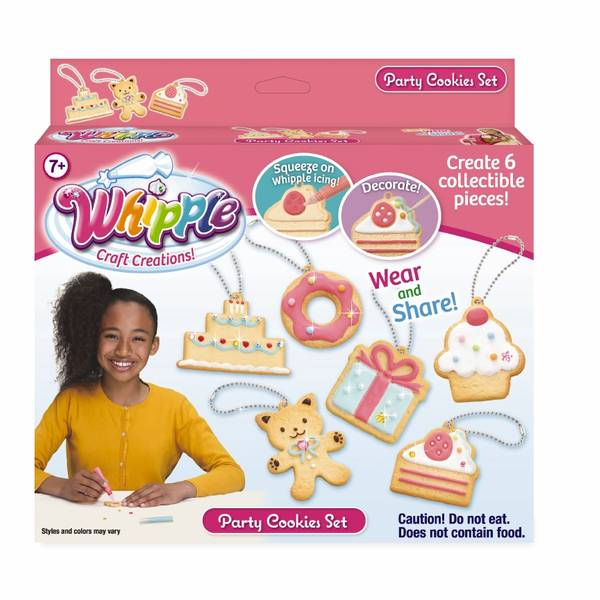 Whipple Decorated Cookies Set