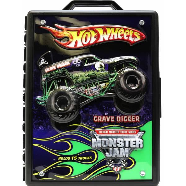 Monster Jam Case