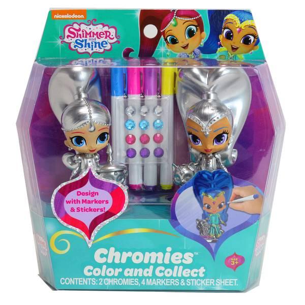 Shimmer & Shine Chromies