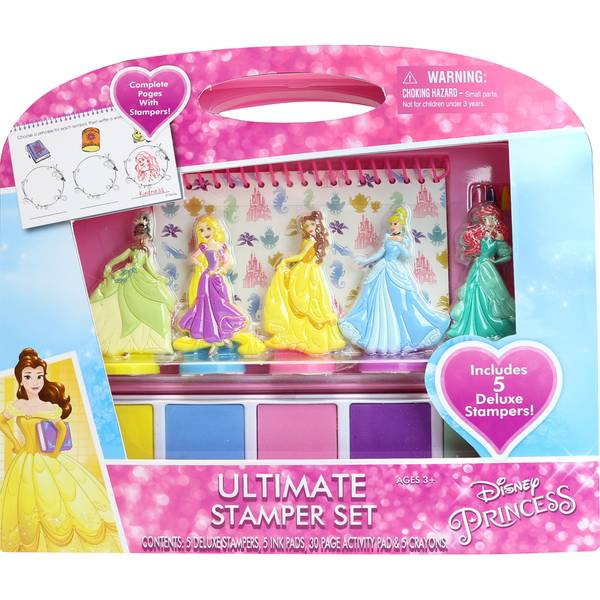 Princess Ultimate Stamper Set