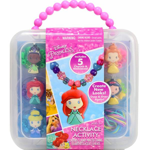 Princess Necklace Activity Case